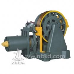 Elevator Traction Motor