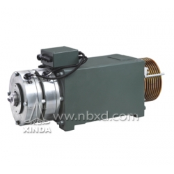 Gearless Traction Motor