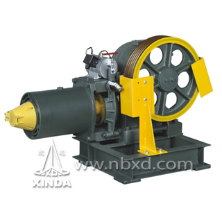 Geared Traction Motor
